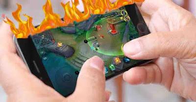 Cara mengatasi HP cepat panas saat bermain game