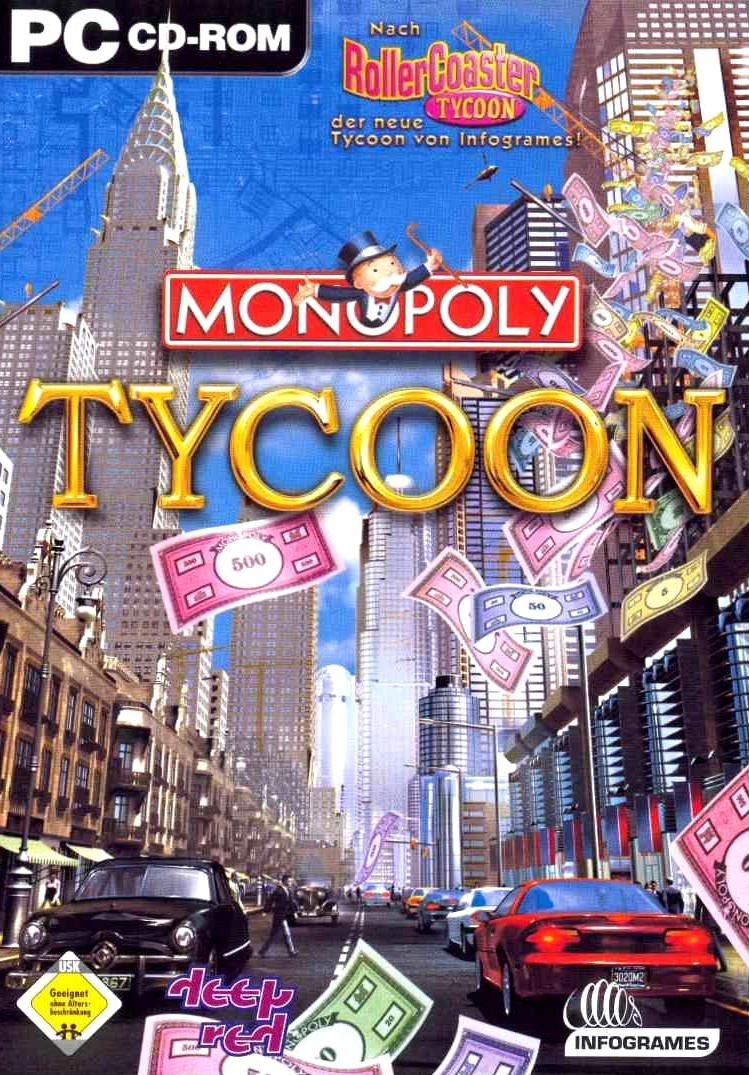 Monopoly Tycoon Crack Download
