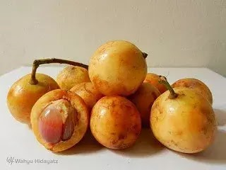 buah menteng