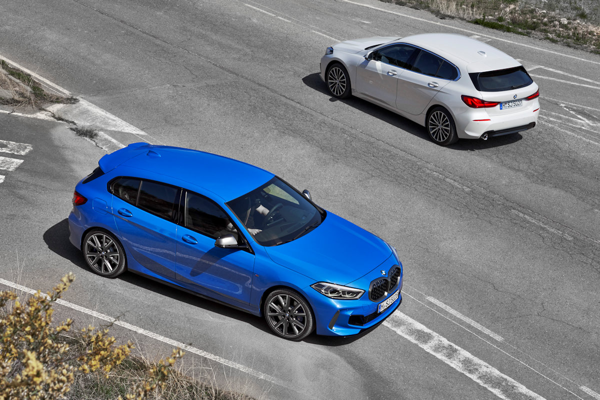 The 2020 Bmw 1 Series Goes Front Wheel Drive Philippine