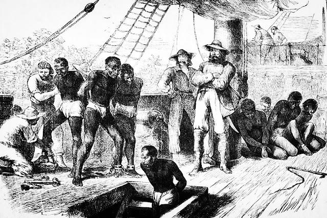 The Whitehaven Slave Trade