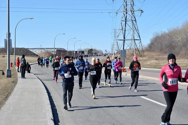 course à pied 5km