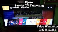 service smart tv medang lestari