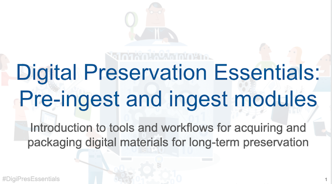 Australasia Preserves releases Digital Preservation Essentials for feedback