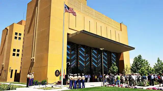 خبر عاجل: ترحيل موظفو السفارة الأميركية خارج أفغانستان