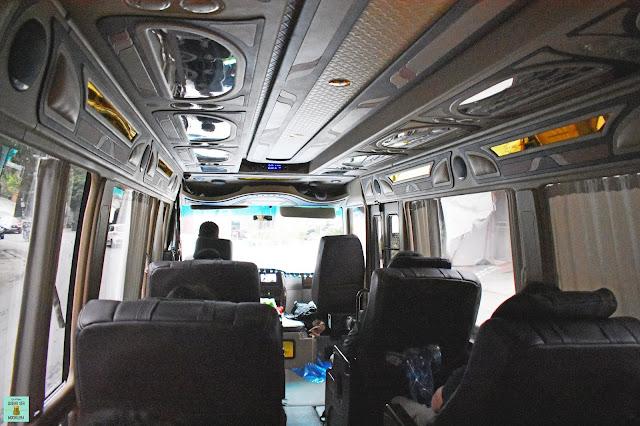 Transporte a Mai Chau desde Hanoi