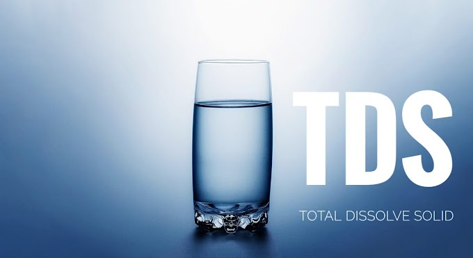 Minimum TDS Level for Drinking Water (Total Dissolved Solids)
