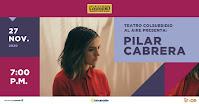 CONCIERTO DE PILAR CABRERA