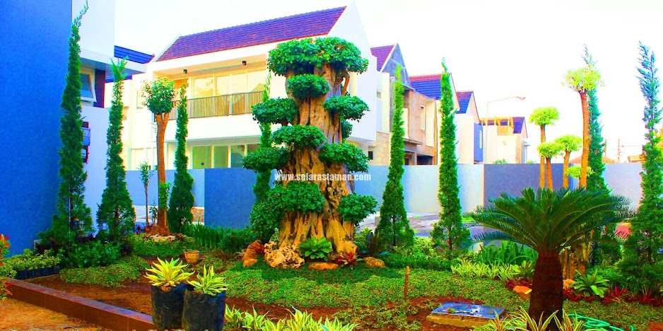 PROJECT TAMAN BONSAI