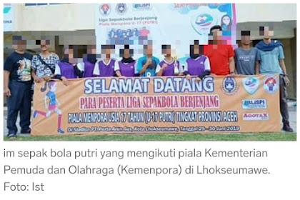 Seutop Turnamen Bola Ureung Inöeng, MPU Lhokseumawe: Nyo Aceh, Beda Ngön Daerah Laén