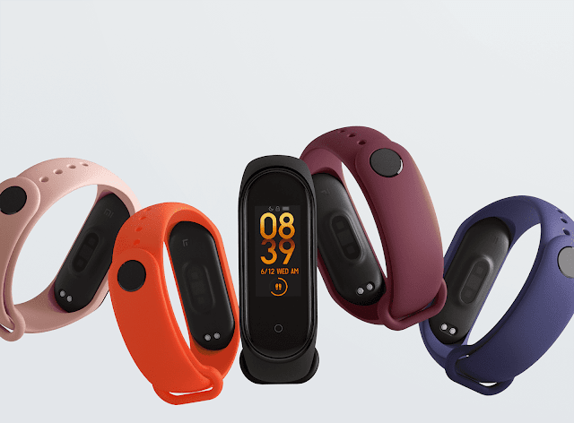 Xiaomi Mi Band 4 with advanced fitness features Launched