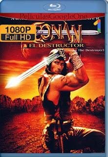 Conan El Destructor [1984] [1080p BRrip] [Latino-Inglés] [GoogleDrive] RafagaHD