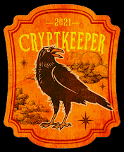 Official 2021 Countdown to Halloween Cryptkeeper
