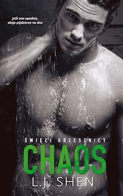 """""""Chaos"""" L.J. Shen"""