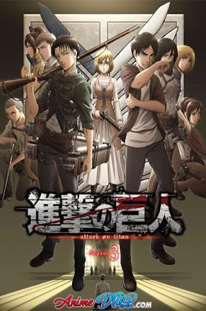 Shingeki no Kyojin Season 3 (12/12) [Castellano/Ingles/Japones] [BDrip 1080p]