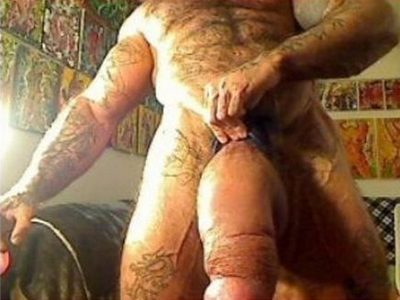 Muscle Cock Porn 106
