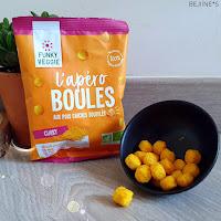 Blog Bejiines - Degusta box : Funky Veggie Apéro