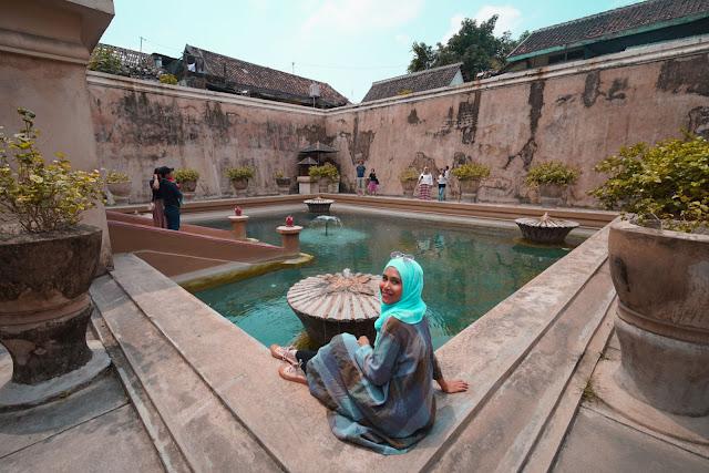 Wisata Heritage Jogja-Taman Sari