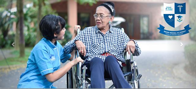 sewa perawat lansia sewa perawat medis