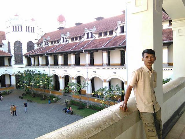 Lawang Sewu, Kota Semarang