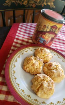 Cake Mix Pumpkin Snickerdoodle Cookies