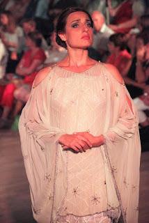 Opéra artiste Marie Kalinine mezzo-soprano