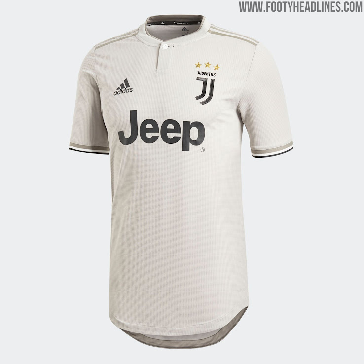 juventus 18 19 away kit released footy headlines juventus 18 19 away kit released