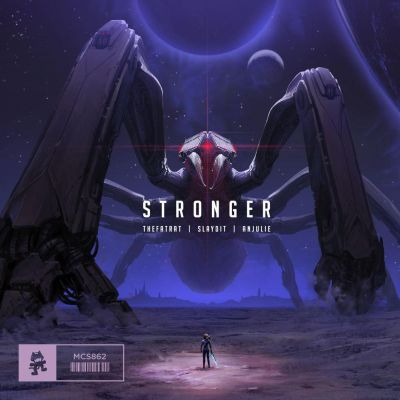 TheFatRat & Slaydit - Stronger (feat  Anjulie) - Mp3 Music Download