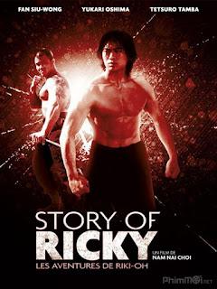 Lực Vương: Cú đấm máu - Riki Oh: The Story of Ricky (1991) [Full HD-Vietsub+Lồng tiếng]