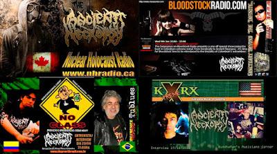 entrevistas músicos de heavy metal, música metal, youtube