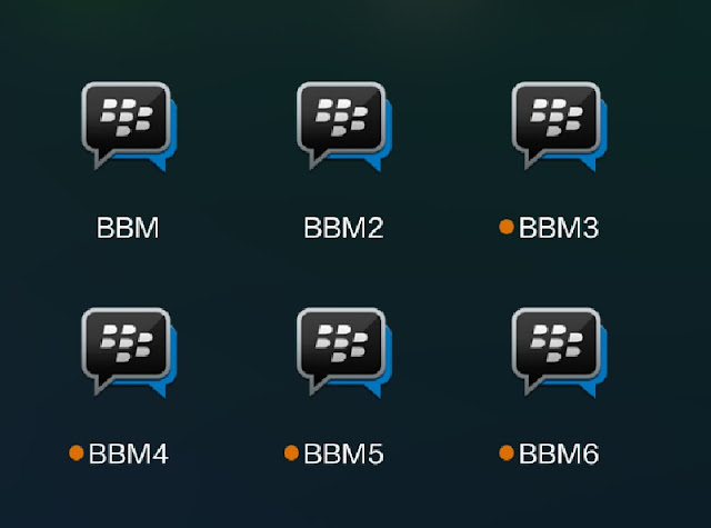 Install 2 bbm di hp android : Cara install BBM di HP Android lebih dari satu