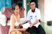 98 KK Warga Pamarayan Terima Program BLT-DD Tahap Pertama