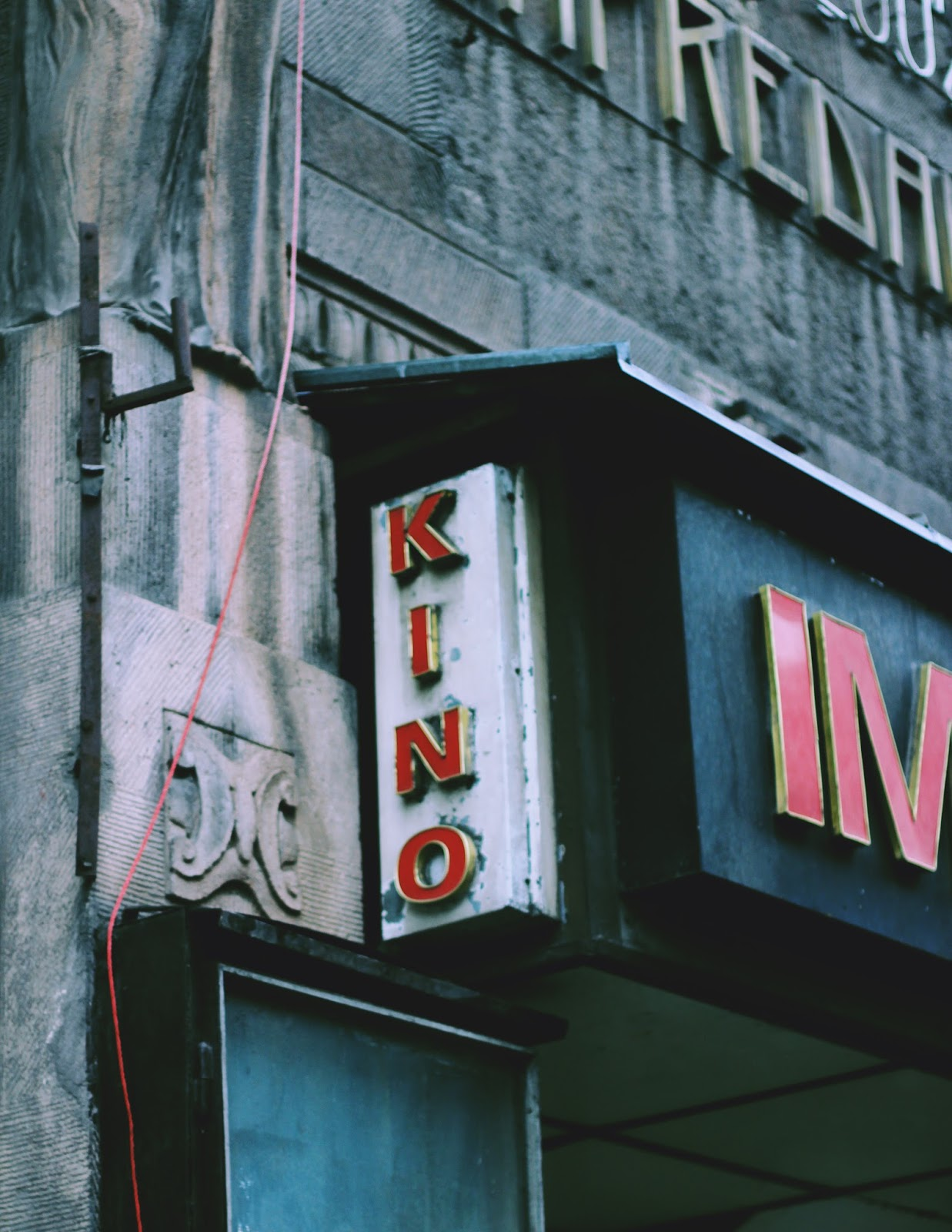filipa canic blog, youarethepoet, you are the poet blog, sarajevo, kino,