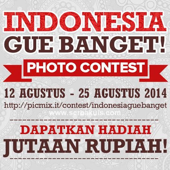 Kontes Foto Picmix Berhadiah Uang Total 1,8 Juta