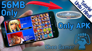 The King Of Fighters 2002 Magic Power 2 Game Android APK