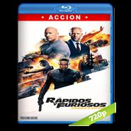 Rápidos y furiosos: Hobbs & Shaw (2019) BRRip 720p Audio Dual Latino-Ingles
