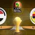 القنوات المفتوحة الناقلة لمباراة مصر وأوغندا مباشرة اليوم كأس الأمم الأفريقية 2017