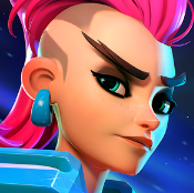 Download Planet Of Heroes Action MOBA Mod Apk