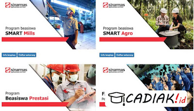 Syarat Pendaftaran Beasiswa Smart Mills, Smart Agro, dan Jalur Prestasi Sinar Mas