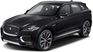 2017 Jaguar F-Pace Review