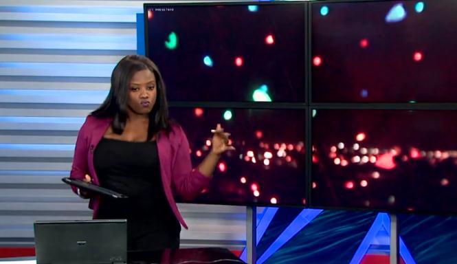 Fox Anchor Caught Dancing Beyonce