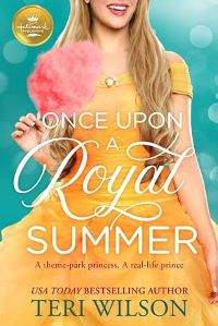 Once Upon a Royal Summer cover
