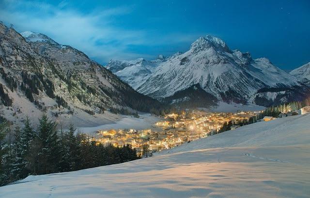 Ngắm vẻ đẹp dãy núi Alps dài nhất Châu Âu 7