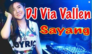 DJ Via Vallen Sayang Download (Remix)