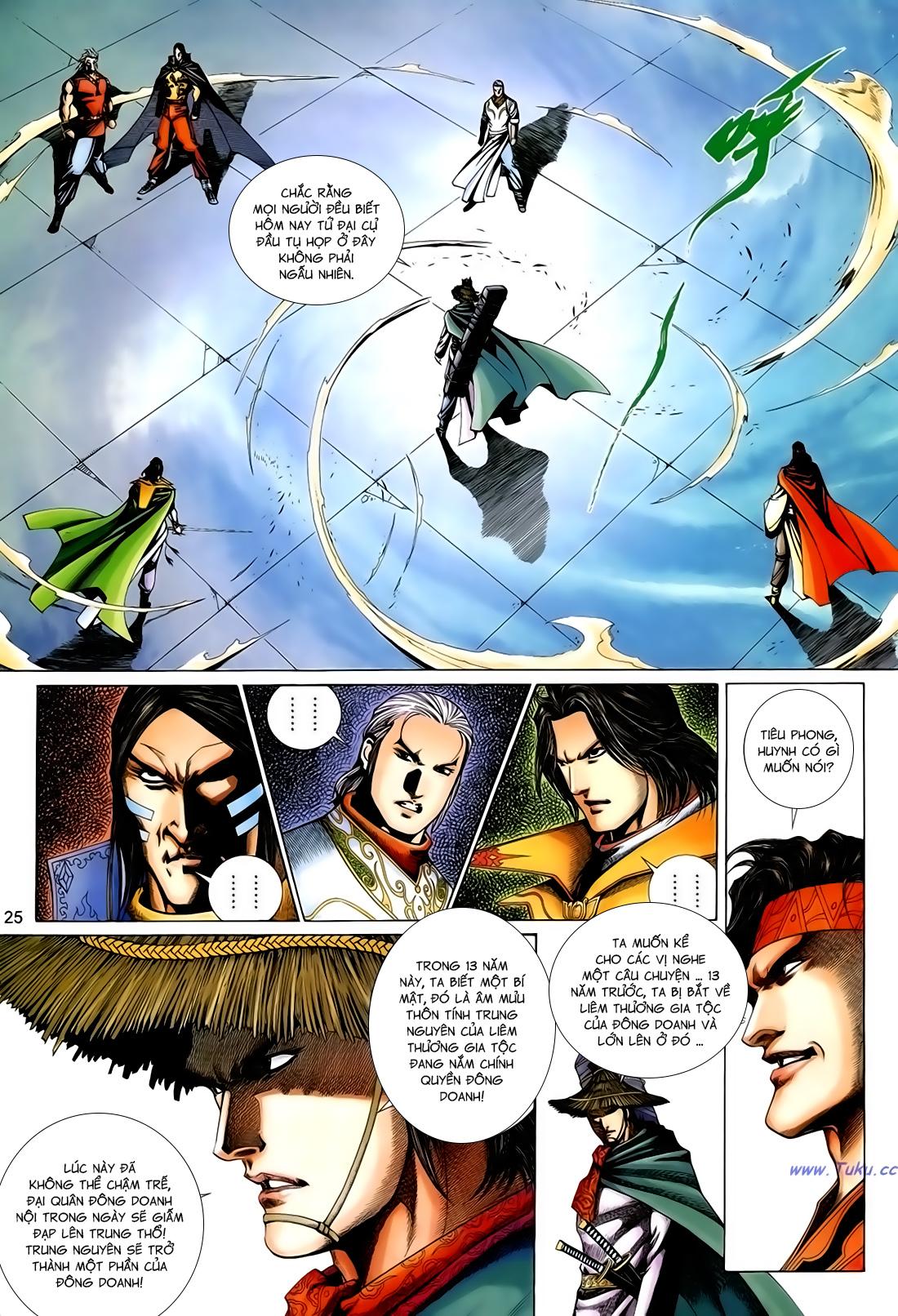 Anh Hùng Vô Lệ Chapter 166 - BigTruyen.net