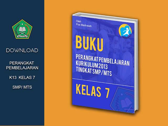Geveducation:  Perangkat Pembelajaran K13 SMP/ MTs Kelas 7 Revisi 2017 2018 2019 Terbaru