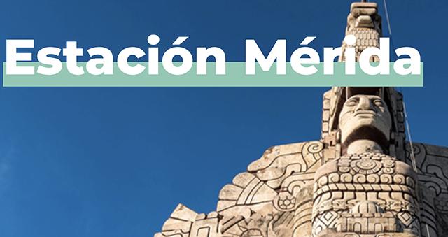 Estación del Tren Maya fuera de Mérida: estará en Teya, Kanasín