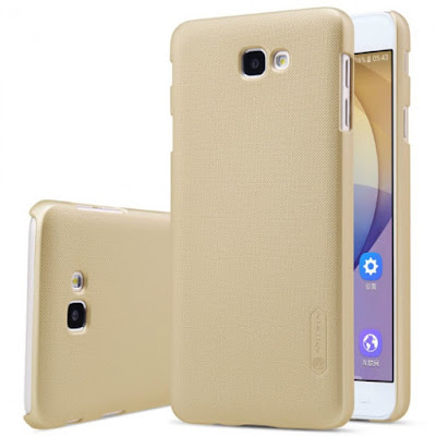 Jual Nillkin Frosted Hard Case Samsung Galaxy J5 Prime Gold