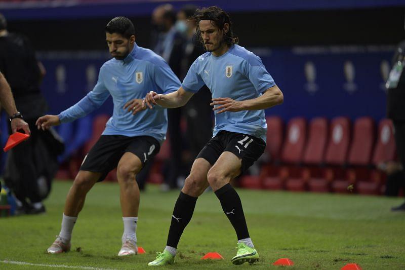 موعد مباراة أوروجواي وتشيلي اليوم