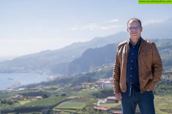 """Tony Acosta: """"¿Dónde están las ayudas prometidas a las pequeñas empresas de Santa Cruz de La Palma?"""""""